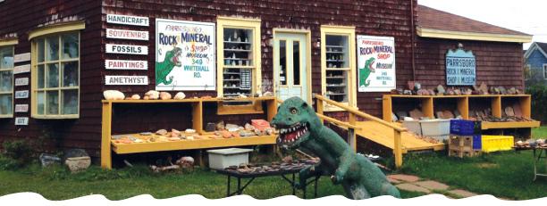 Parrsboro Rockshop