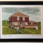 Tom Forrestall Parrsboro Rock Shop 2015