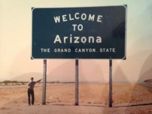 Eldon George visits Arizona